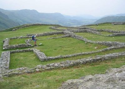 Hardknott Fort Boot